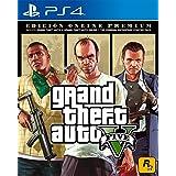 Grand Theft Auto V Premium Online Edition - PlayStation 4 Standard Edition