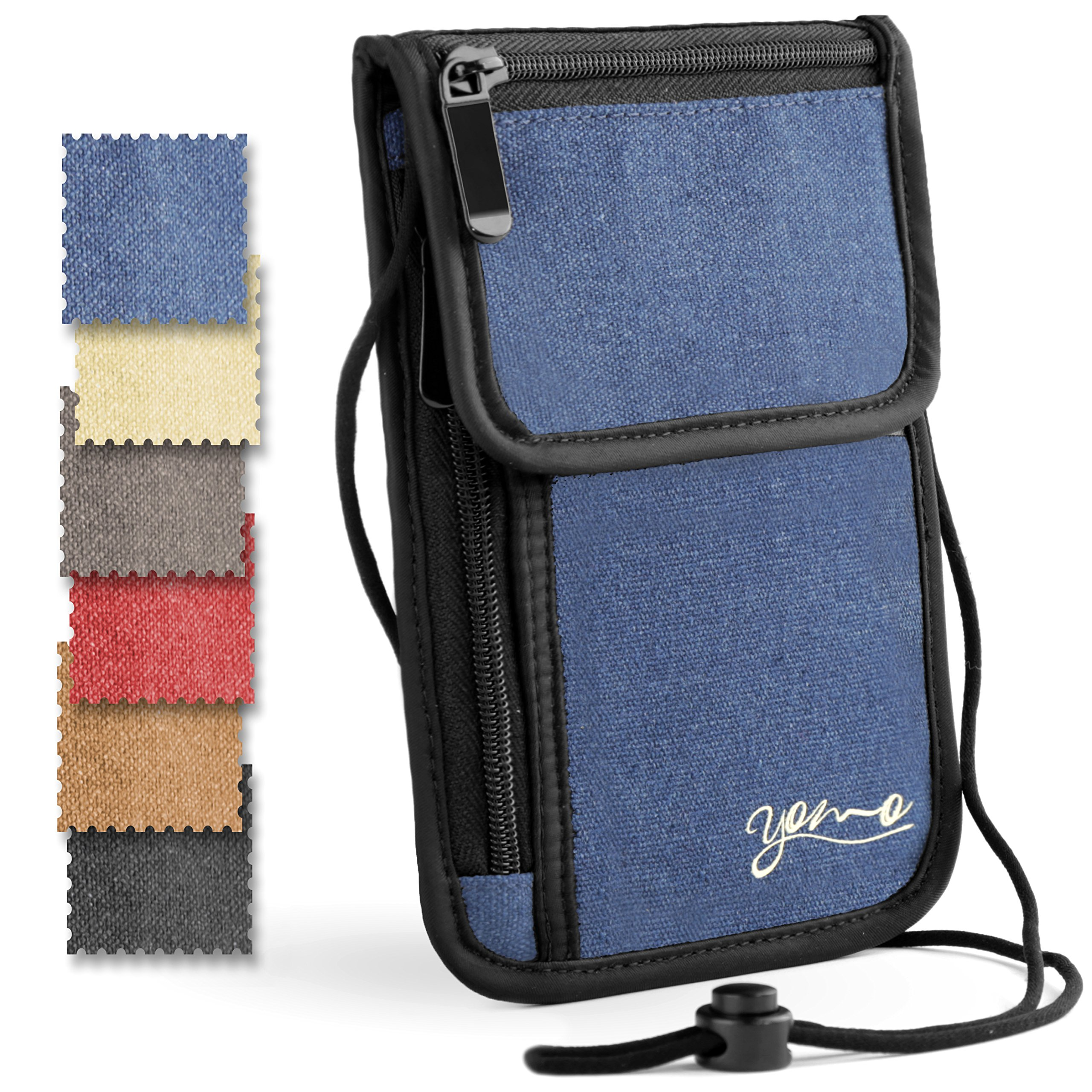 YOMO Designer Passport Holder. Top Rated. Water-resistant ... Designer Passport Holder