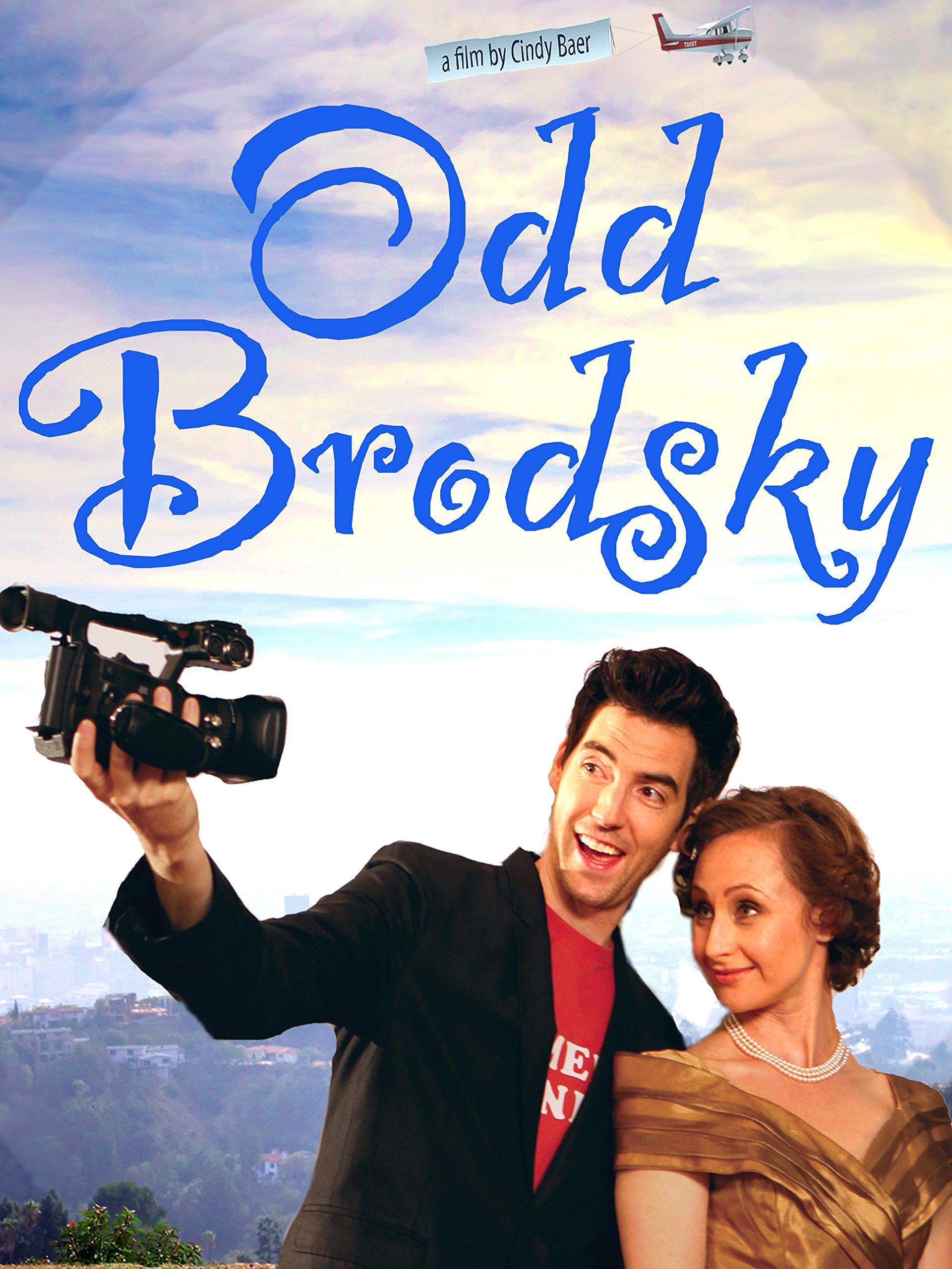 Odd Brodsky on Amazon Prime Video UK