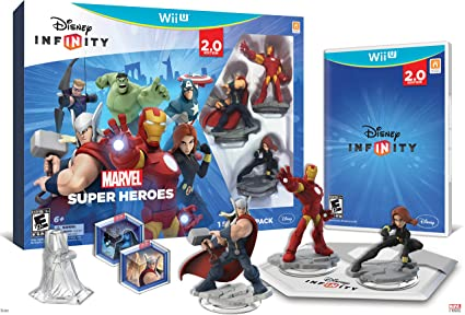 Disney Infinity Marvel Super Heroes 20 Edition