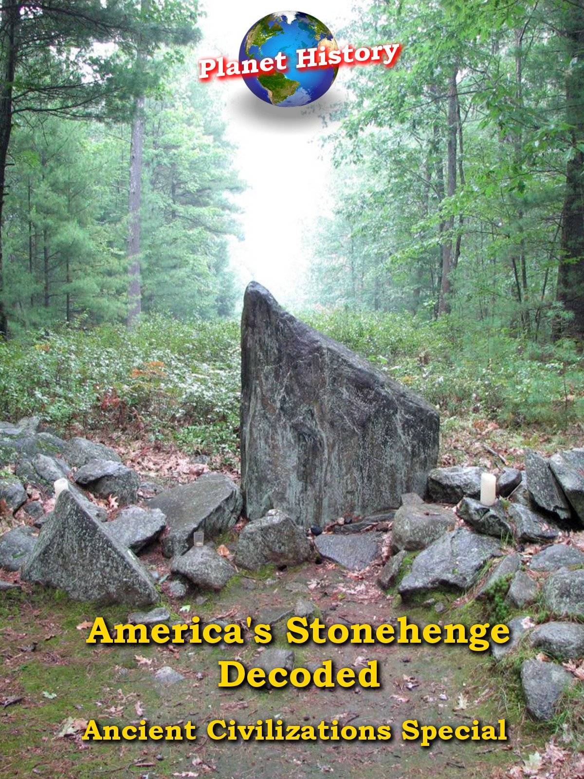 America' Stonehenge Decoded - Ancient Civilaztions Special - Planet History