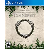The Elder Scrolls Online: Summerset  Collector's Edition - PlayStation 4