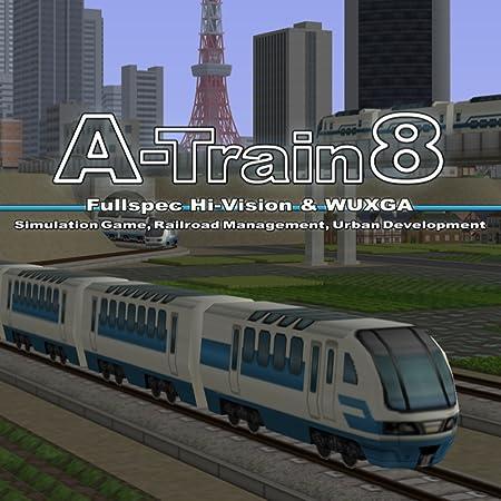A-Train 8 Railway Simulator [Online Game Code]