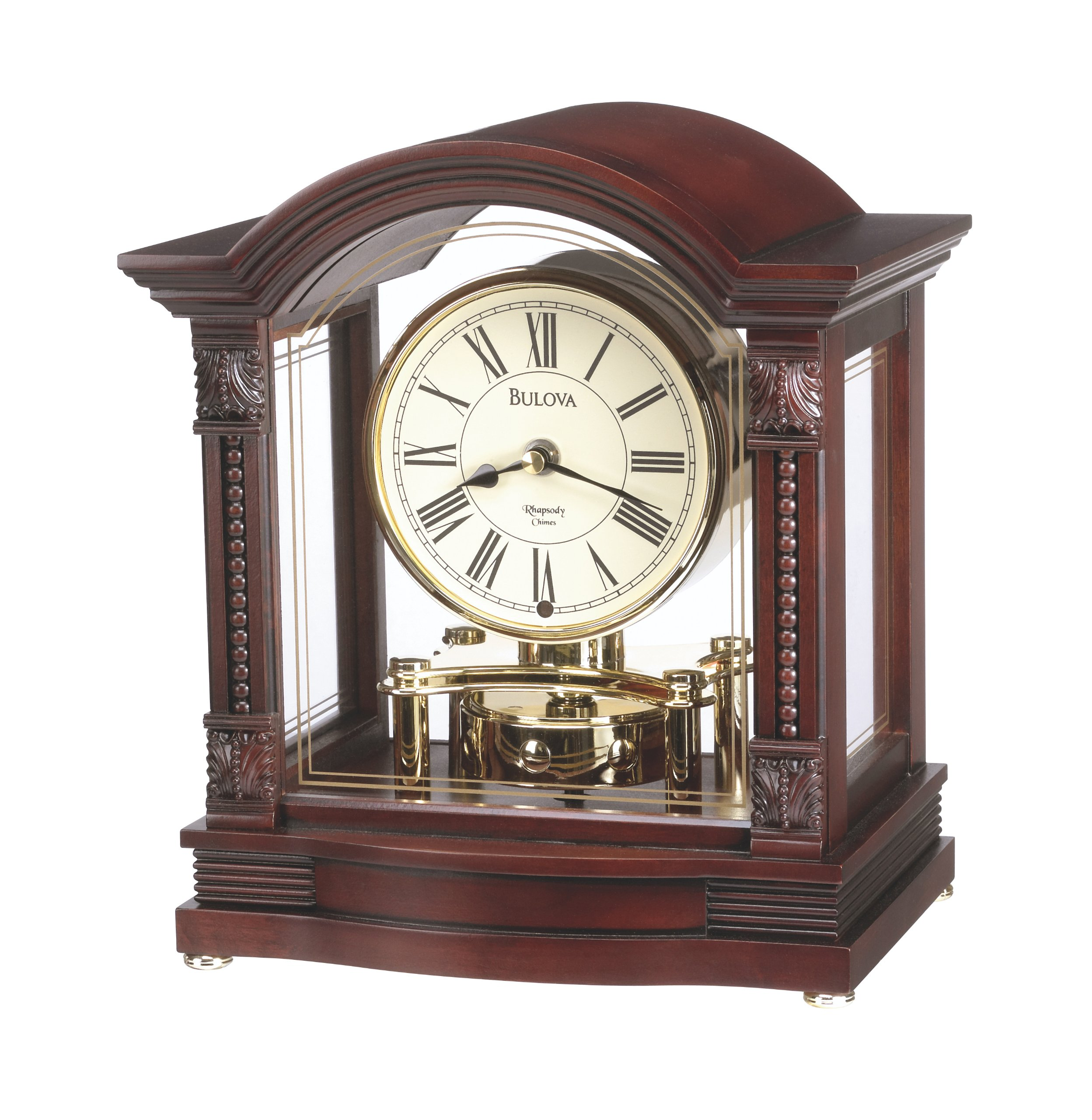 Bulova Bardwell Clock image
