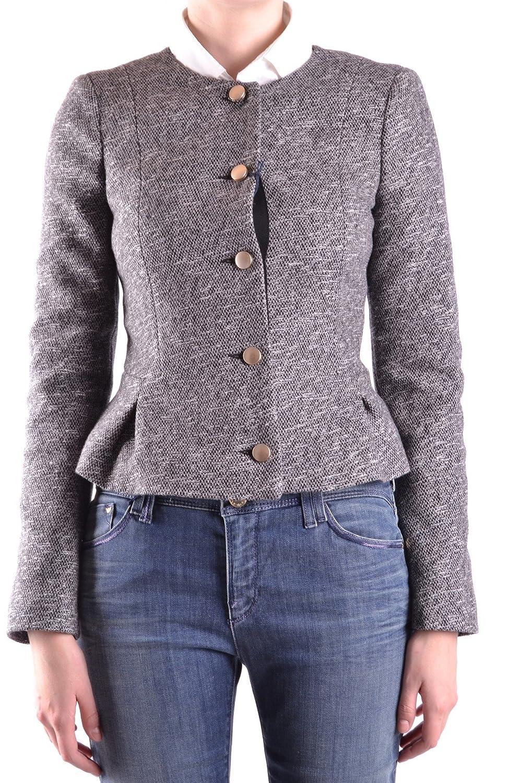 Jacke pt1379 Armani Jeans Donna grau Baumwolle jetzt kaufen