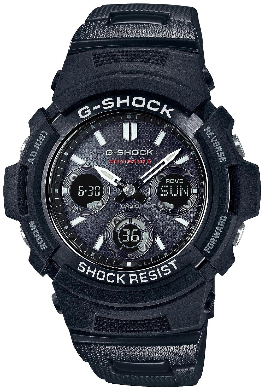 CASIO G-SHOCK AWG-M100SBC-1AJF B0171EN7K2