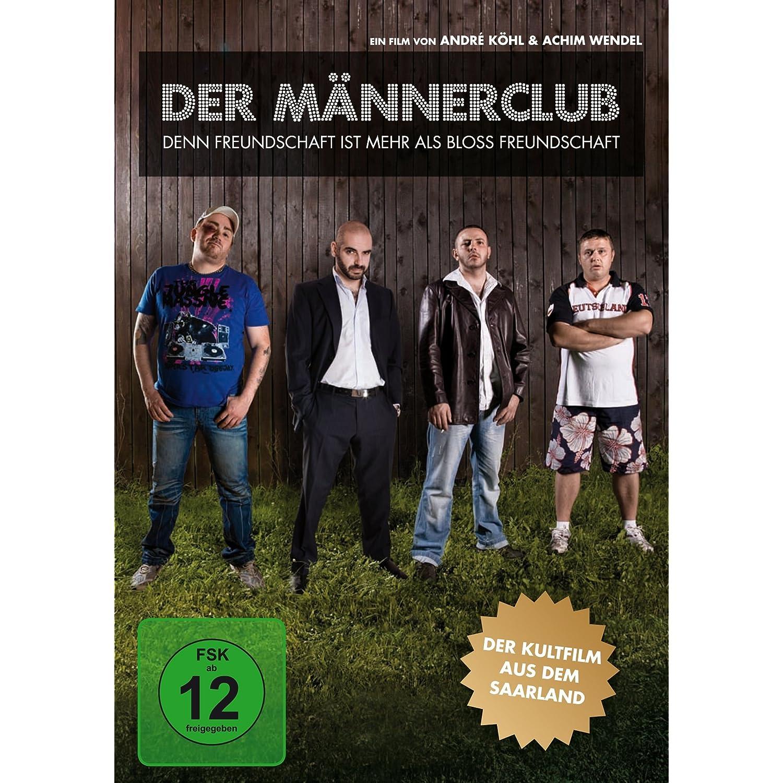 Der Männerclub auf DVD