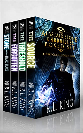 Alastair Stone Chronicles Box Set: Alastair Stone Chronicles, Books 1 through 4 written by R. L. King