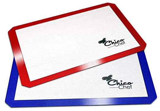 Silicone Baking Mat Set