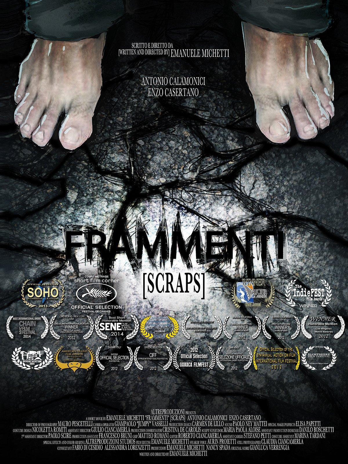 Frammenti [Scraps]