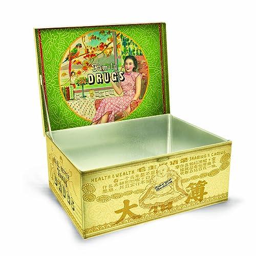 Family Drugs Cigar Box