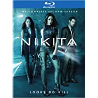 Nikita: Season 2 on Blu-ray