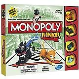 Hasbro Monopoly Junior Board Game (Color: Multi/None)