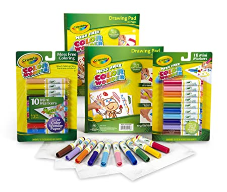 Crayola Color Wonder Refill Set by Crayola