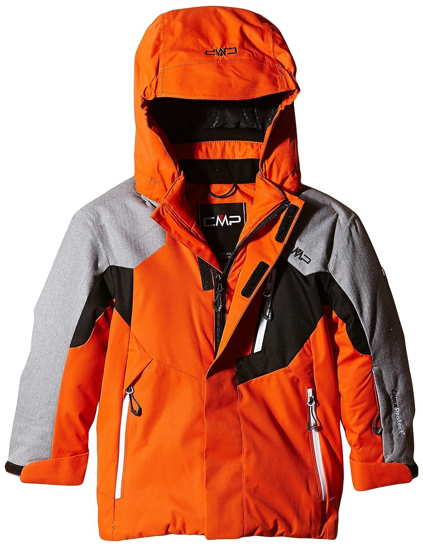 CMP Jungen Jacke Skijacke, Spicy Orange, 98, 3W05154 günstig kaufen