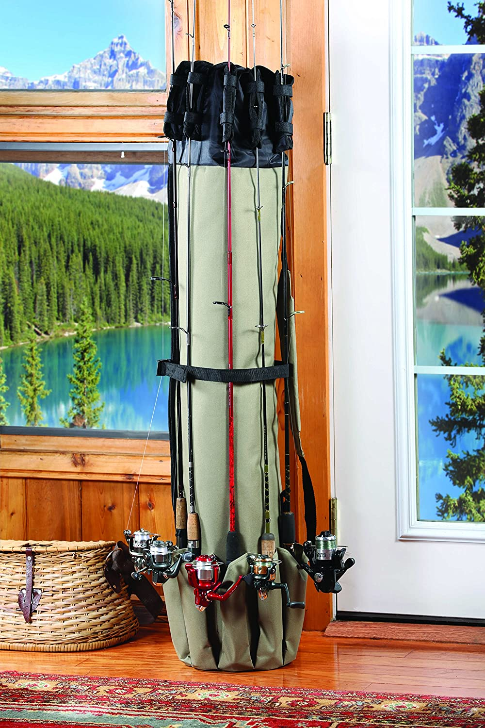 Fishing Rod Travel Bag