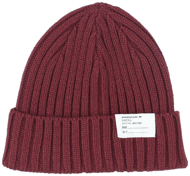 (レイビームス) Ray BEAMS RACAL(ラカル) / ニット CAP 61410267745 39 WINE ONE SIZE : 服&ファッション小物通販 | Amazon.co.jp