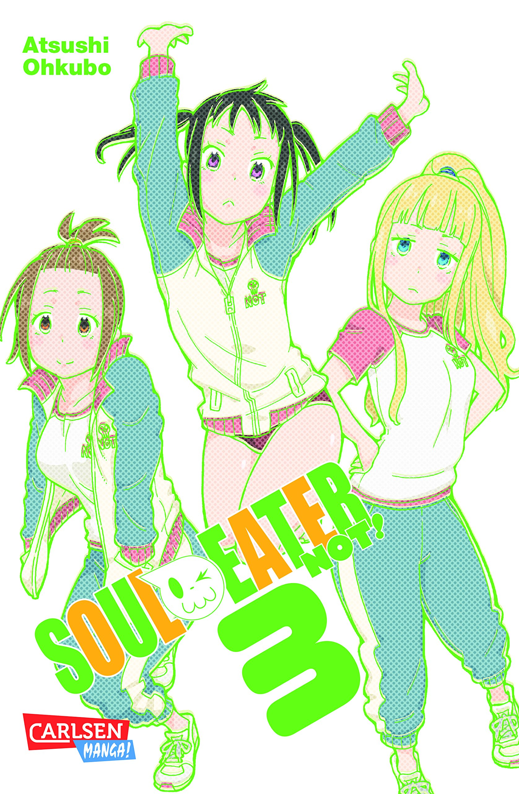 Soul Eater Not!, Band 3