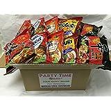 NEW Korean Hit Ramen Variety Pack ,Paldo, Nongshim shin ramyun,Cup Noodle Soup, Tempura Udon Instant Noodes Party Time Package. (Nongshim Party Time 10 packs Mix) (Tamaño: Nongshim Party Time Ramen 10 packs Mix)