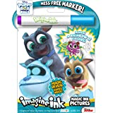 Bendon 42317 Puppy Dog Pals Imagine Ink Magic Ink Pictures, One Size, Multicolor (Color: Multicolor, Tamaño: One Size)