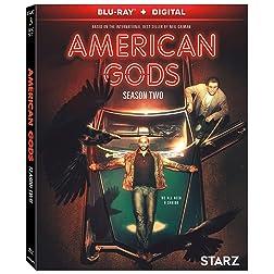 American Gods season 2 [Blu-ray]