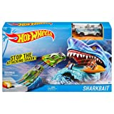Hot Wheels Sharkbait Play Set