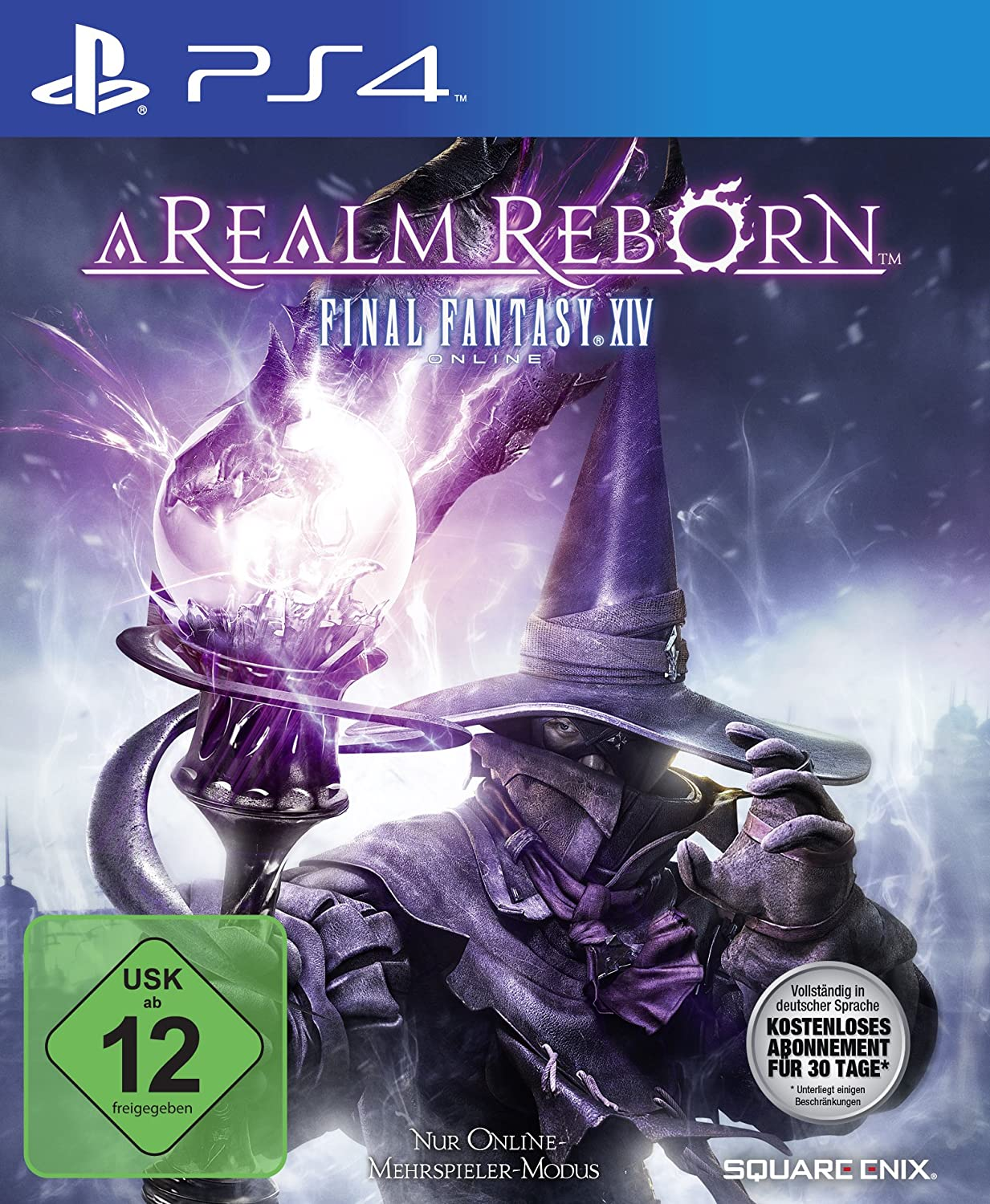 Final Fantasy XIV - A Realm Reborn, PS4