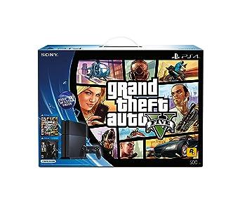 Sony PlayStation 4 500GB Black Friday Bundle Black