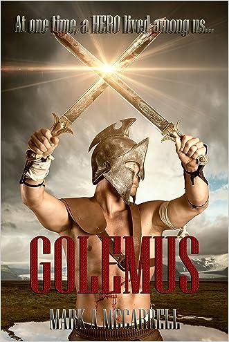Golemus written by Mark McCarrell