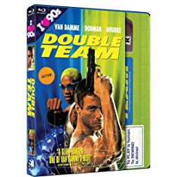 Double Team - Retro VHS '90s Style [Blu-ray]