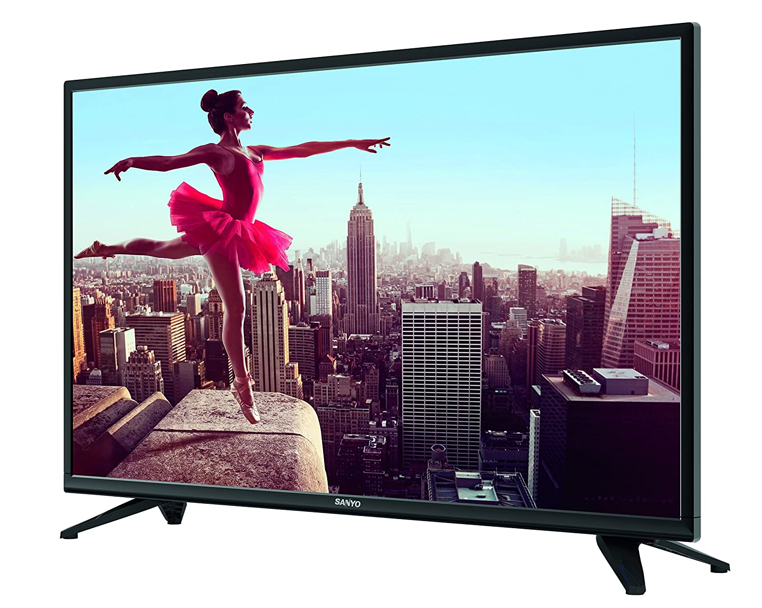 Sanyo 81 cm (32 inches) XT-32S7000H HD Ready LED TV (Black) By Amazon @ Rs.14,290
