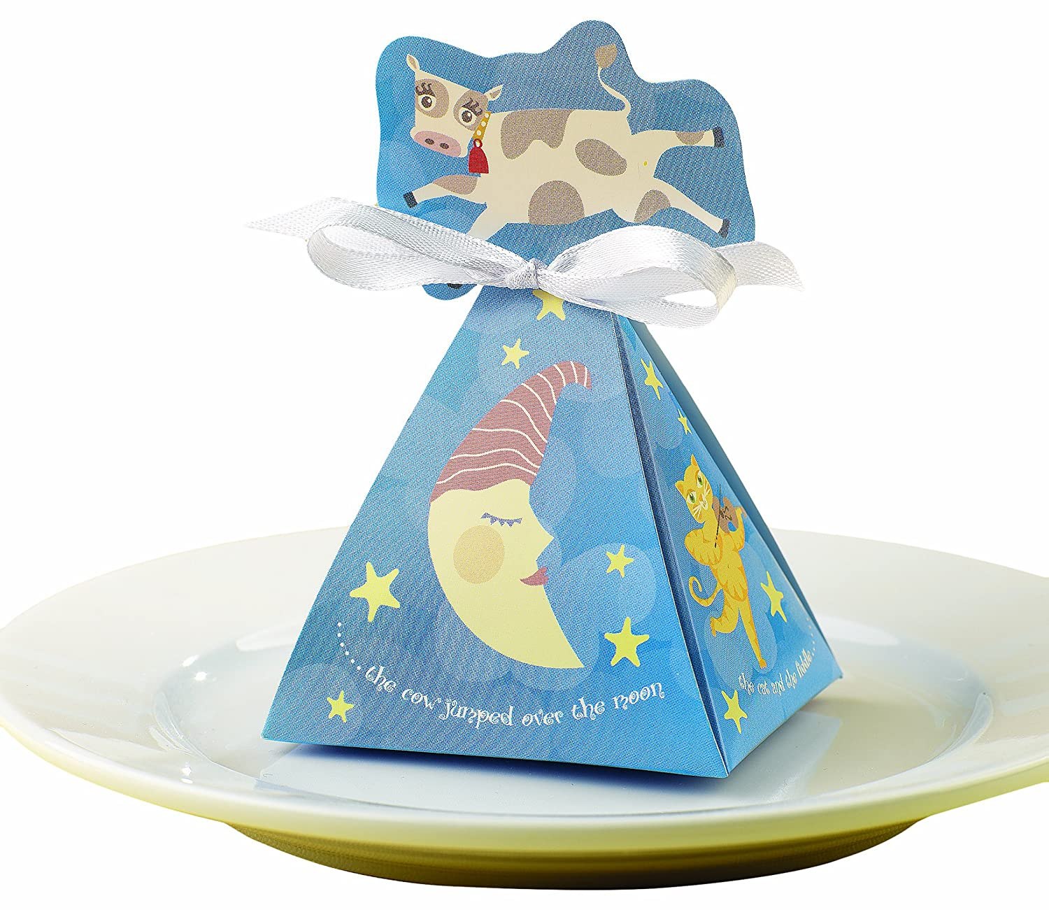 Baby shower favor boxes and bags uk : Boy baby shower party favor boxes and bags mania