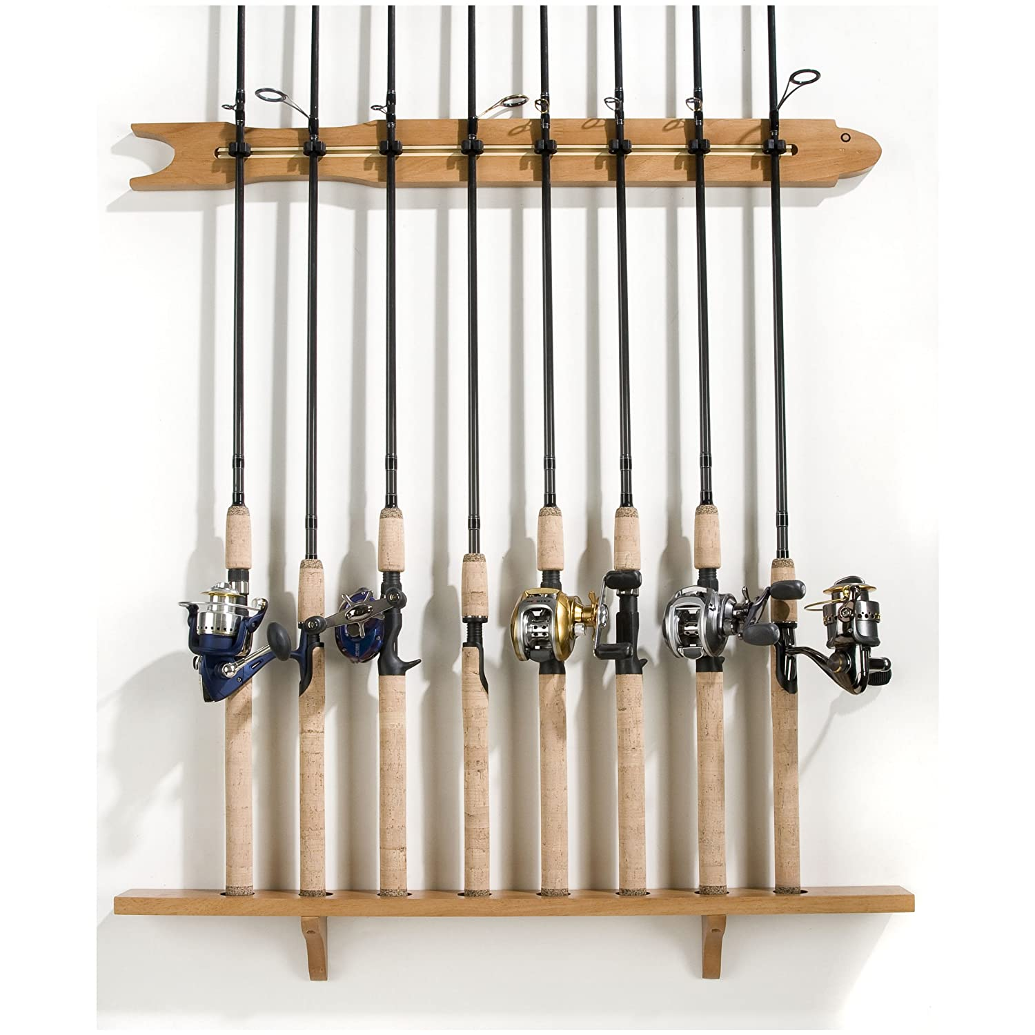 rod racks and rod holders for your sports