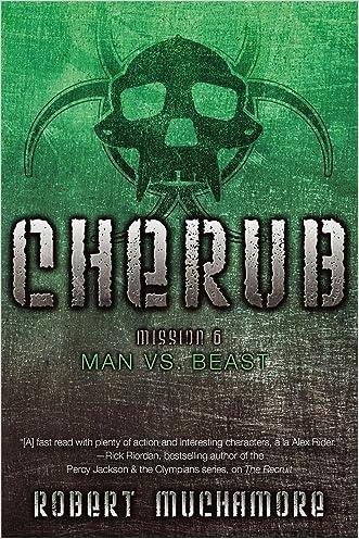 Man vs. Beast (Cherub Book 6)