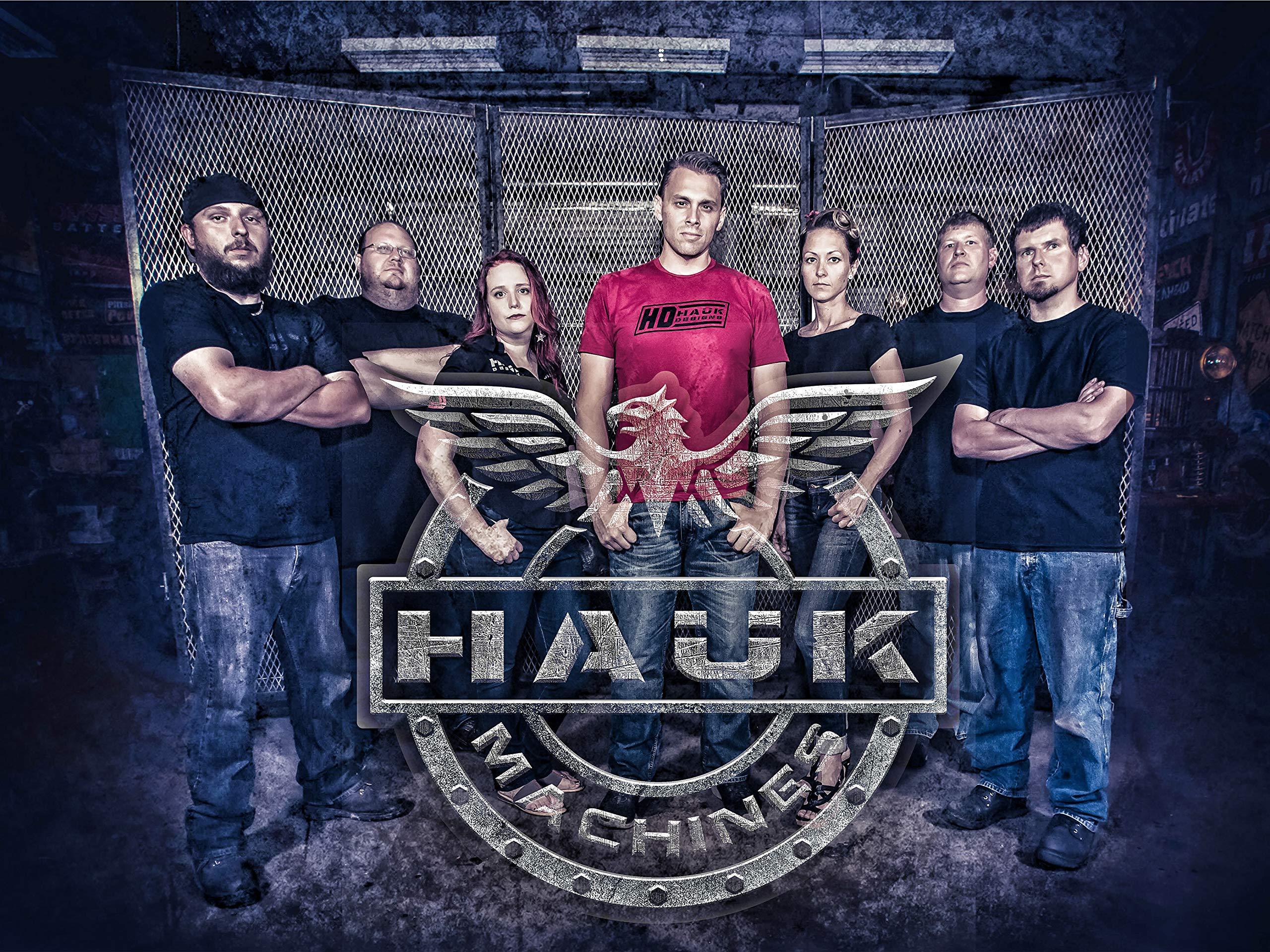 Hauk Machines - Season 1
