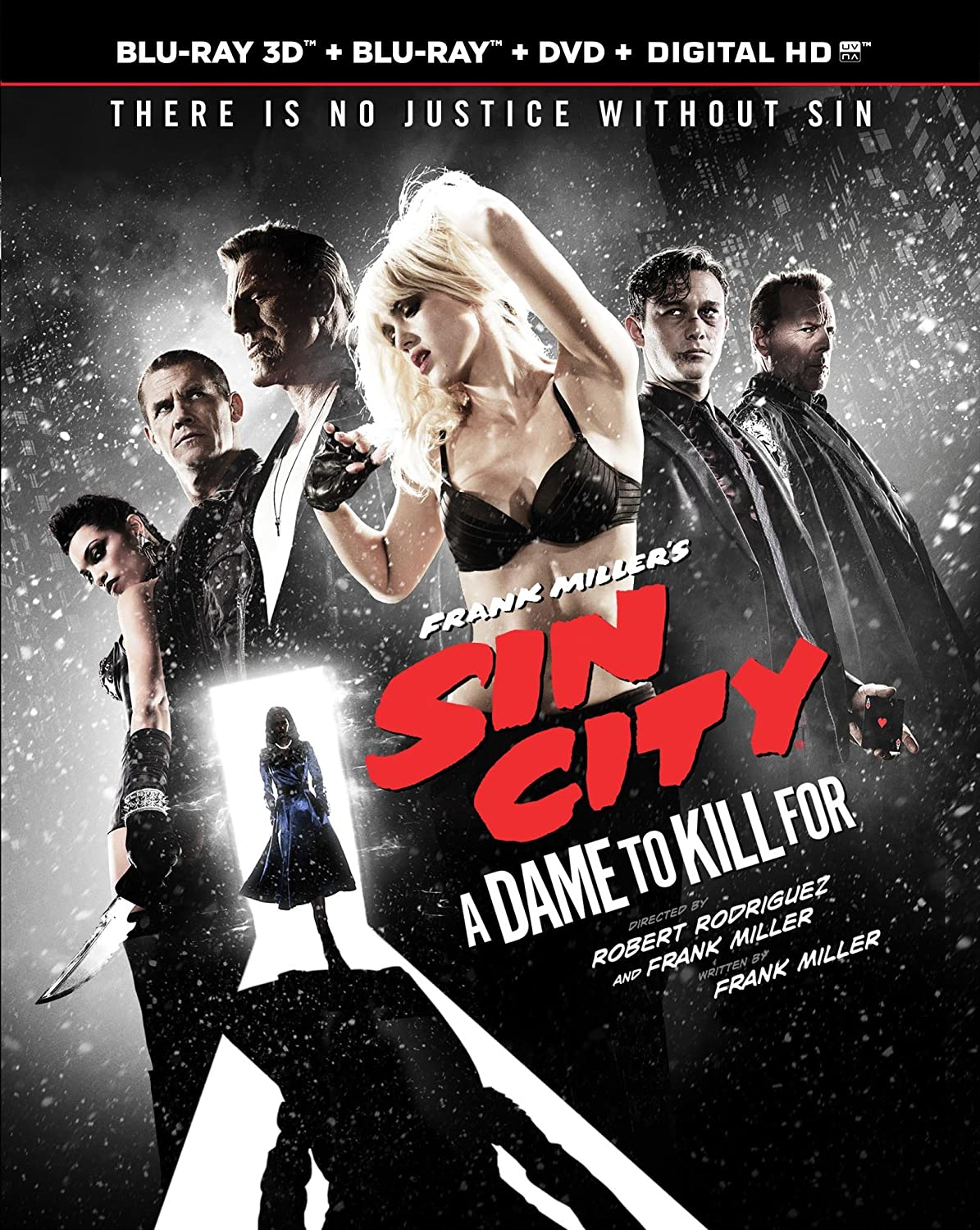 Sin City: A Dame to Kill For - Cover
