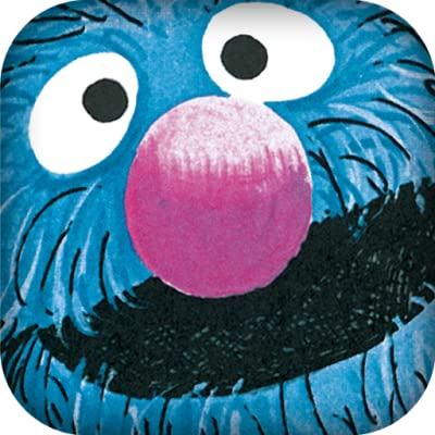 The Monster at the End of This Book...starring Grover! (Kindle Tablet Edition)