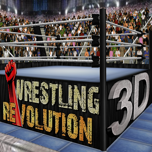 Wrestling Revolution 3D (Free 3d Games compare prices)