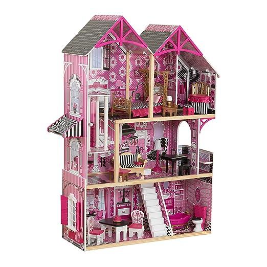 KidKraft -  Maison de poupées Bella + 16 accessoires