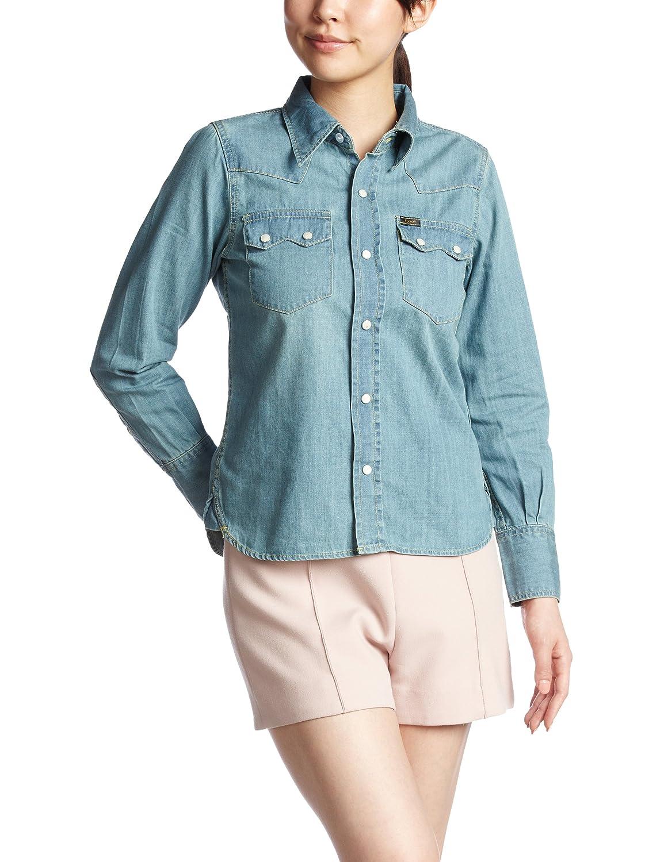 Amazon.co.jp: (デミルクスビームス) Demi-Luxe BEAMS Lee / ダンガリーシャツ: 服&ファッション小物通販