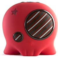 Boombotix Boombot2 Ultraportable Speaker - Black/Red