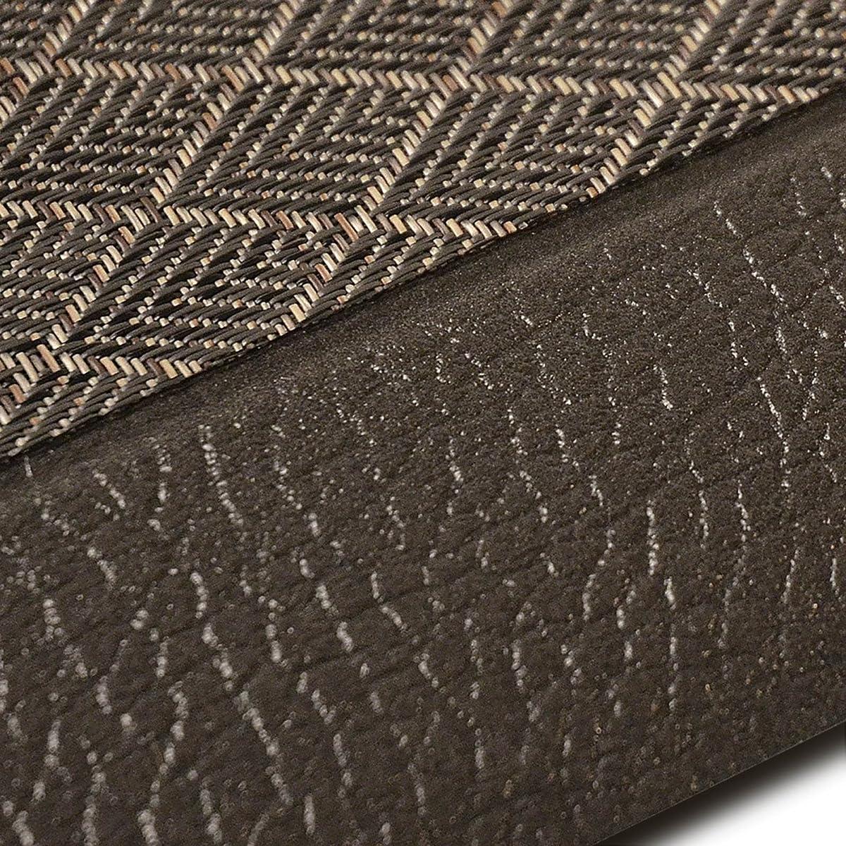 "Kitchen Mat | Anti Fatigue Mat, 3/4"" Thick | Ergonomically Engineered, Non-Slip, Waterproof | 20""x39"" - Dark Brown"