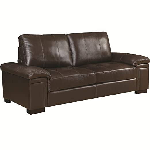 Sofa in Dark Brown