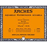 Arches Watercolor Paper Block, Rough, 18