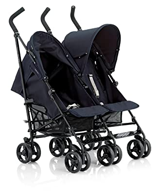 Inglesina USA Twin Swift Stroller - Best Double Umbrella Stroller