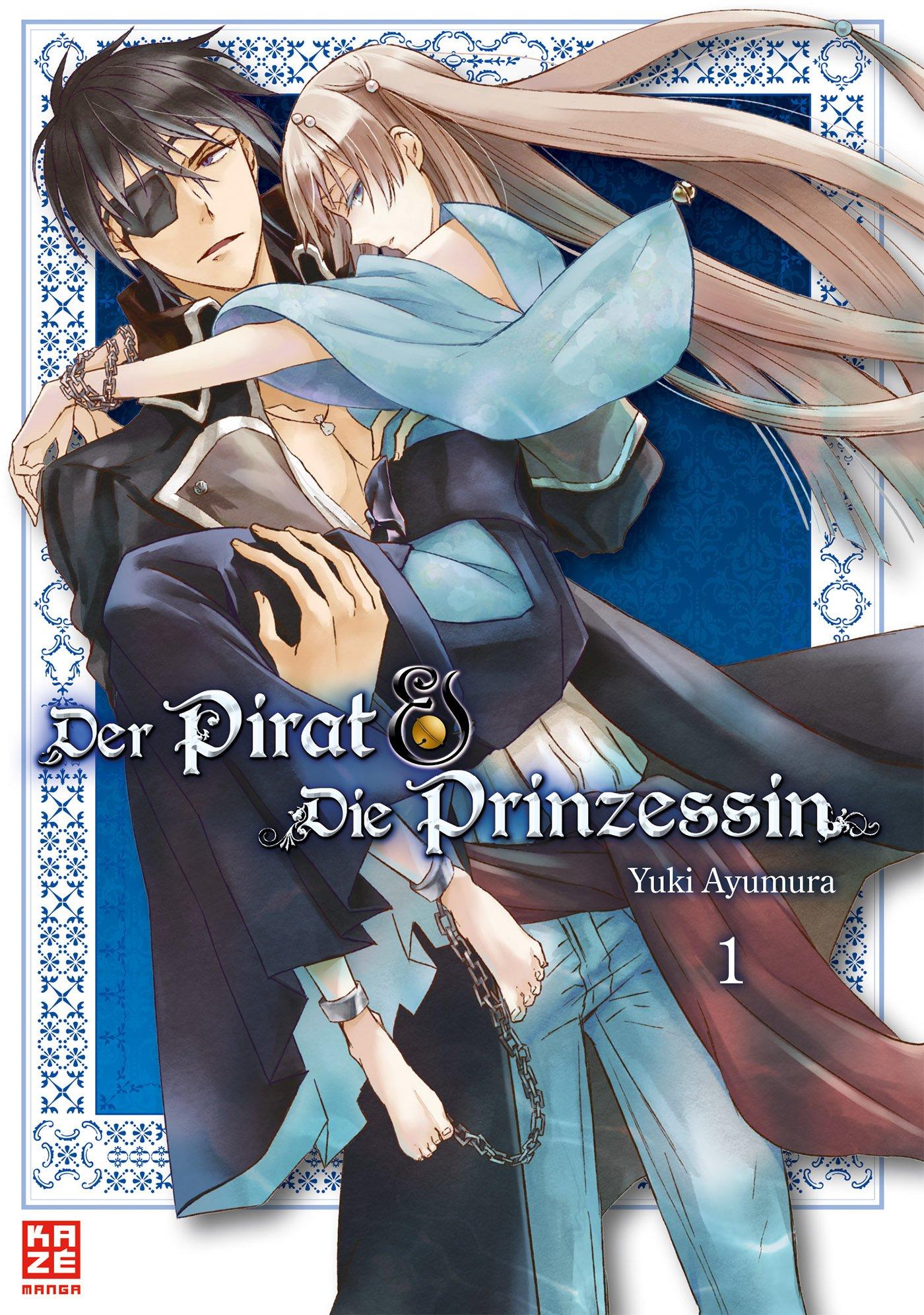 Der Pirat und die Prinzessin, Band 1