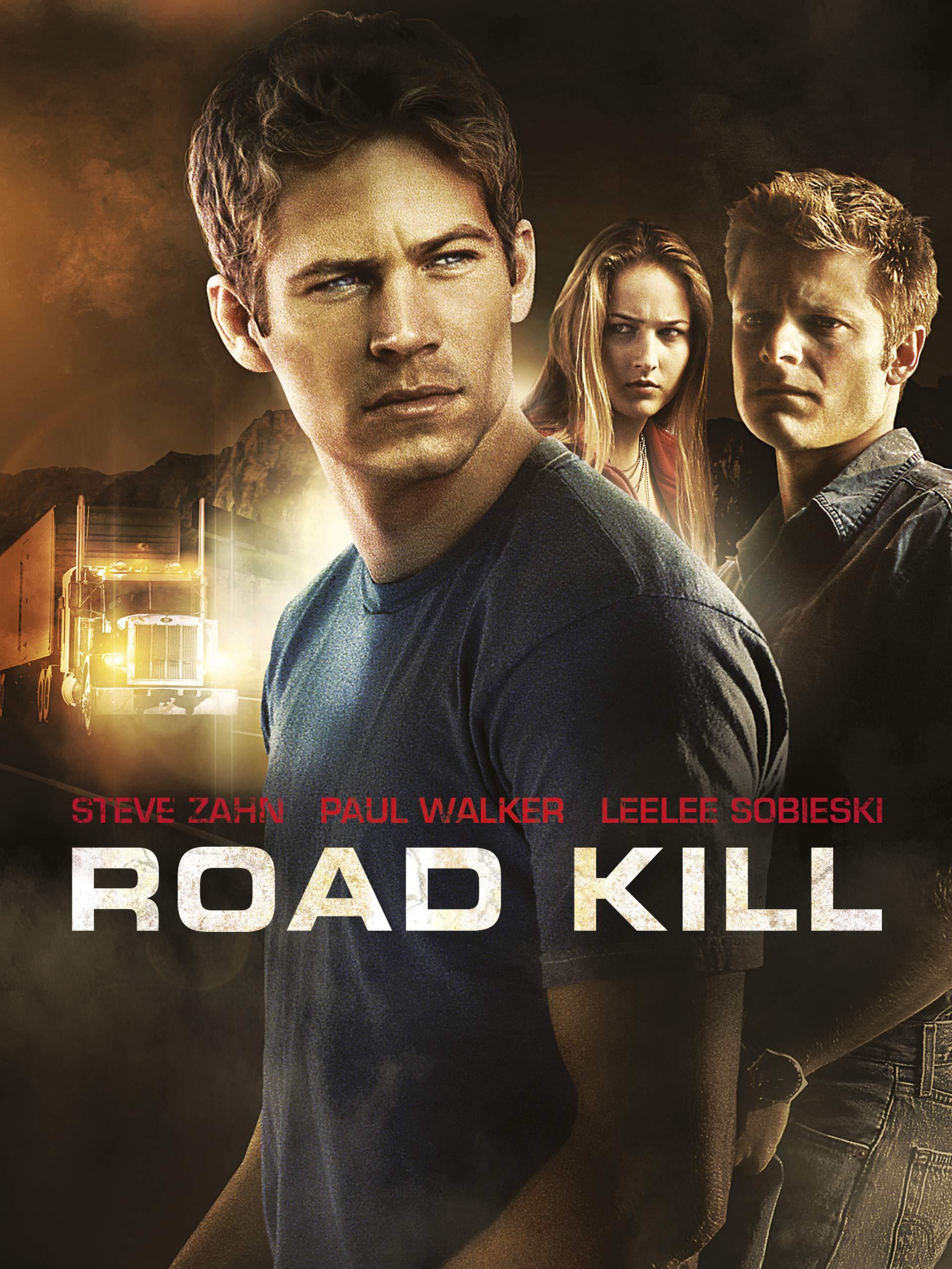 Road Kill on Amazon Prime Video UK