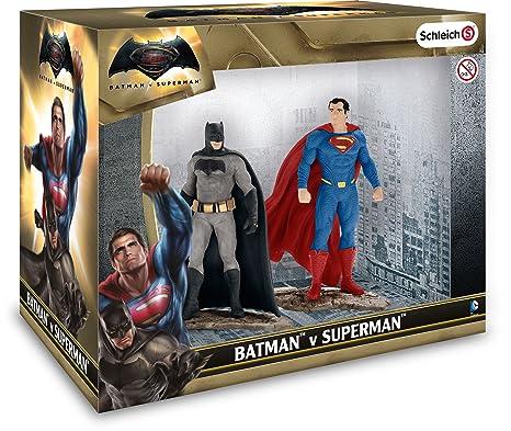 Schleich - 22529 - Accessoire pour figurine - Scenery Pack Batman vs Superman