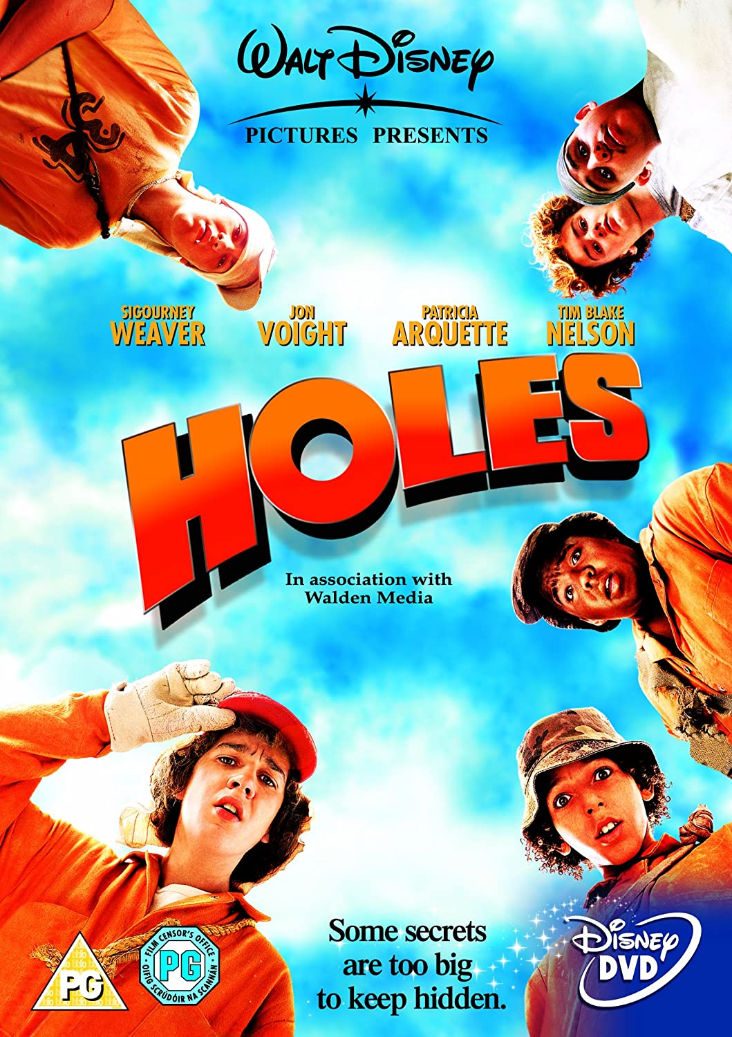 Kami's Library Thoughts: Holes