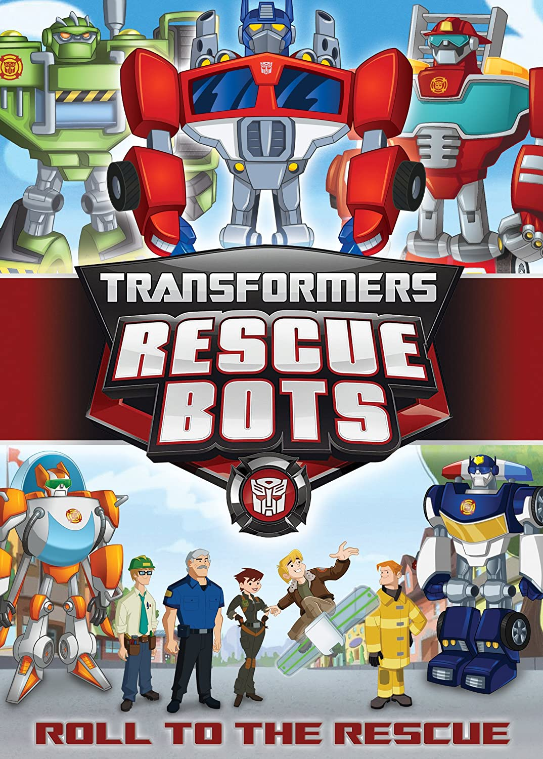 Rescue Bots House Transformers Rescue Bots Roll